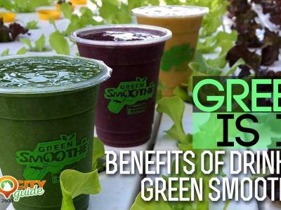 green is in benefits of drinking green smoothies baguio city guide