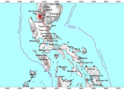Benguet Earthquake News